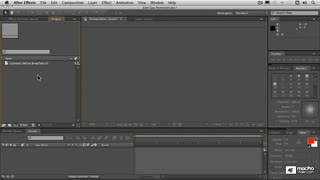 20. Importing the Layered Character into After Effects
