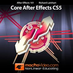 After Effects CS5 101 Core After Effects CS5 Product Image