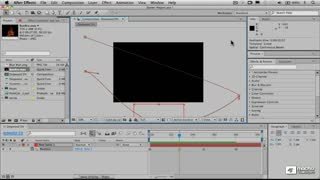 13. Modifying the Motion Path and Keyframing More Properties