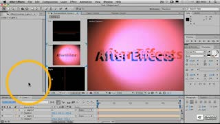 46. Adding a Camera and Animating Lights