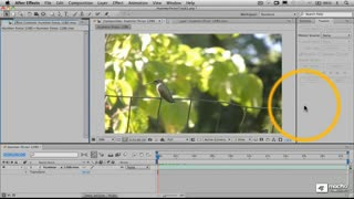 After Effects CS5 201: Motion Tracking and Stabilization - Preview Video