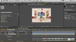 8. Animating Foot-Tapping