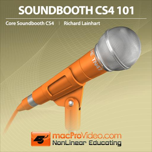Soundbooth 101: Core Soundbooth