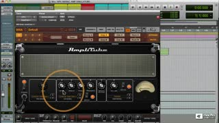 12. Mixing Amp Simulators - EQ and Compression