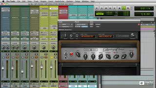 13. Mixing Amp Simulators - Reverb and Delay