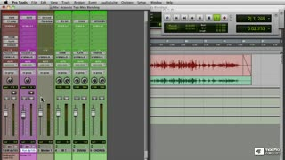 20. Two Mic Panning of Guitars and Effects