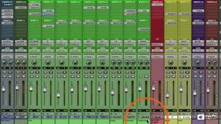 18. Snare EQ and Compression