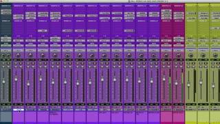 2. Drum Kit Layout