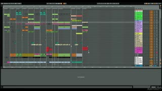 23. Bussing Tracks for Mix Preparation