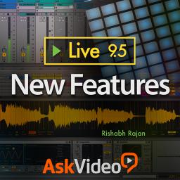 Ableton Live 9.5 New Features Product Image