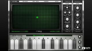 11. Animoog Keyboard and KB Scale