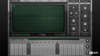 19. Animoog Using a MIDI Controller