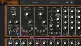 Arturia V 102: Moog Modular V Essentials - Preview Video