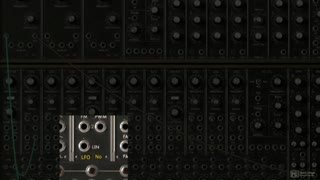 15. Oscillator LFO Mode