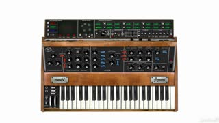 2. History of the Minimoog