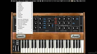 Arturia V Collection 101: The Classic Synths - Preview Video