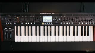 Behringer 101: DeepMind 12: Explained and Explored - Preview Video