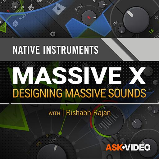Massive X 201: Designing Massive Sounds