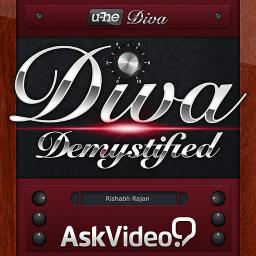 u-he Diva 101 Diva Demystified Product Image
