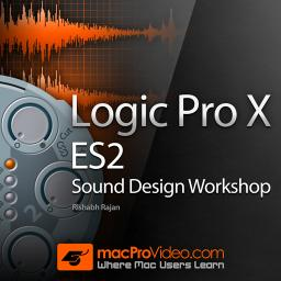 Logic Pro X 207 ES2 Sound Design Workshop Product Image