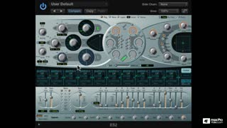 Logic Pro X 207: ES2 Sound Design Workshop - Preview Video