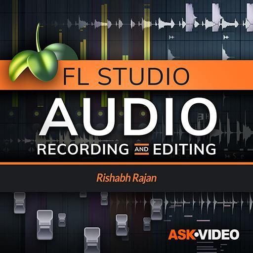 FL Studio 103: Audio Recording and Editing