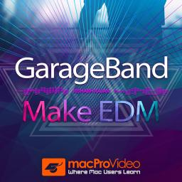 GarageBand 301Make EDM Product Image