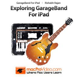 GarageBand For iPad Exploring GarageBand For iPad Product Image