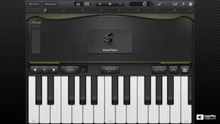 16. Keyboard Instrument Layout
