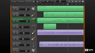 GarageBand For iPad: Exploring GarageBand For iPad - Preview Video