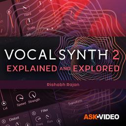 VocalSynth 2 101 VocalSynth Explained and Explored Product Image