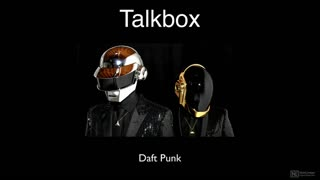 19. Talkbox Theory
