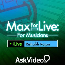 Live 9 400 Max For Live: For Musicians Product Image