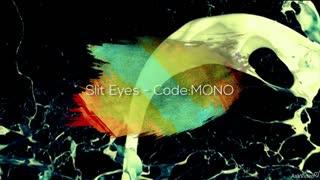 10. Slit Eyes