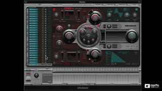 Logic Pro X 209: Ultrabeat - Drum Design Workshop - Preview Video
