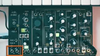 11. MIDI B CV Options