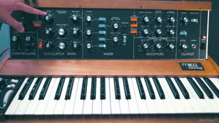 Minimoog 101: Minimoog Model D - Explained and Explored - Preview Video