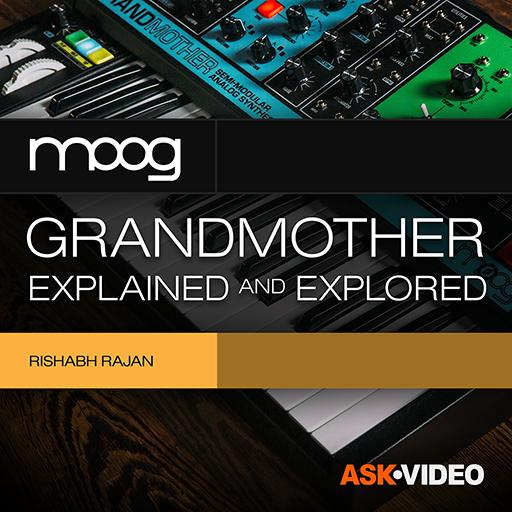 Moog Grandmother 101: Explained and Explored