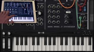 14. Keyboard & Animoog Controller
