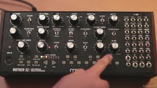 14. Key Tracking Filter with VC Mix