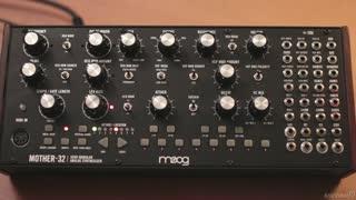 16. LFO as Audio Rate Oscillator