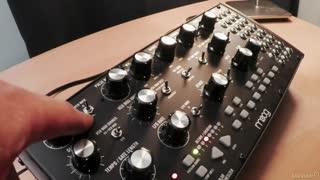5. Oscillator Section