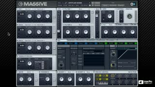 Native Instruments 306: Massive: Dubstep Sound Design - Preview Video