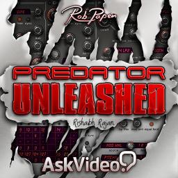 Rob Papen Predator: Unleashed Product Image