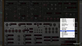 3. Oscillator Settings - Part 1