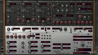 Rob Papen: Predator: Unleashed - Preview Video