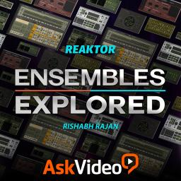 Reaktor 6 103 Ensembles Explored Product Image