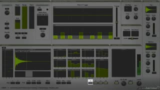 4. The Pitch & Trigger Sequencer