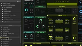 2. Overview of Lazerbass