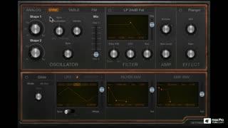 16. Sync Controls